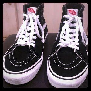 Vans Sk8-Hi sneakers Black/white